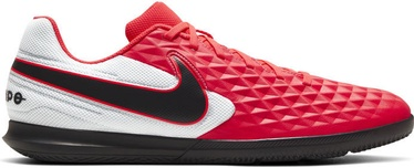 Nike Tiempo Legend 8 Club IC AT6110 606 White Laser Crimson 42