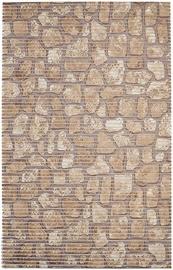 Vannas istabas paklājs Ridder Brick, 800x500 mm