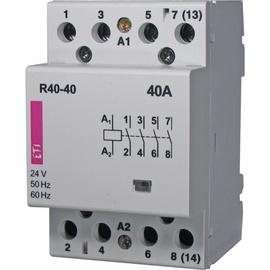 Kontaktors ETI Contactor R 40-40 40A 4NA 230V