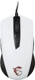 MSI Clutch GM40 Gaming Mouse White