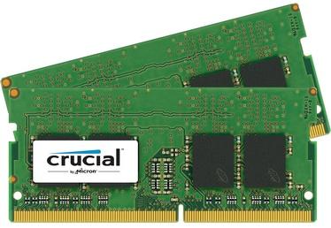 Operatīvā atmiņa (RAM) Crucial CT2K4G4SFS824A DDR4 (SO-DIMM) 8 GB CL17 2400 MHz