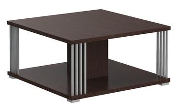 Kafijas galdiņš Skyland ST 880 Wenge Magic, 800x800x400 mm