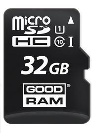Atmiņas karte Goodram Micro SDHC 32GB UHS-I Class 10 + SD Adapter