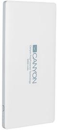Внешний аккумулятор Canyon CNS-TPBP5DG White, 5000 мАч