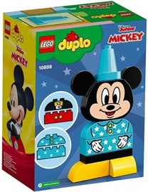 Konstruktors Lego Duplo Disney My First Mickey Build 10898