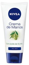 Roku krēms Nivea With Olive Oil, 100 ml