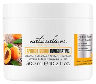 Скраб для лица Naturalium Apricot Scrub Invigorating, 300 мл