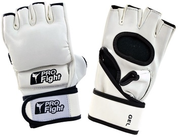 ProFight MMA Gloves White 2XL