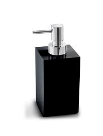 Дозатор для жидкого мыла Gedy Sofia SF80 14, черный, 0.31 л