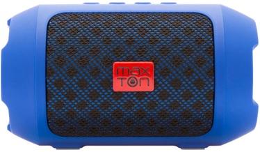 Bezvadu skaļrunis Maxcom Maxton Masaya, zila, 3 W