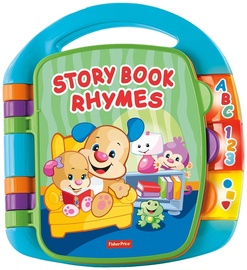 Interaktīva rotaļlieta Fisher Price Laugh & Learn Storybook Rhymes CDH40, EN