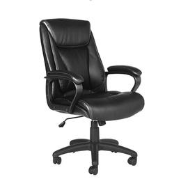Biroja krēsls Pantheon Black, 63 x 71 x 102.5–112 cm