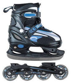 Spokey Felo Replacable Ice/Roller Skates 83222
