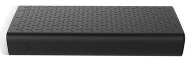 Ārējs akumulators Platinet Dual Black, 20000 mAh