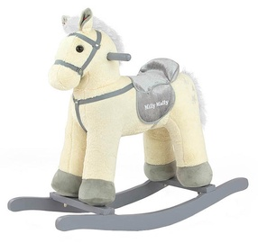 Milly Mally Rocking Horse PePe Beige