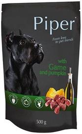 Dolina Noteci Piper Wet Dog Food Game & Pumpkin 500g