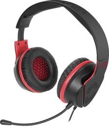 Austiņas Speedlink Hadow Black/Red