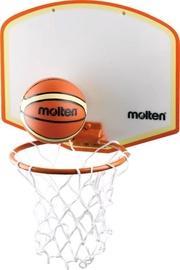 Обруч с сеткой Molten KB100V Basketball Set