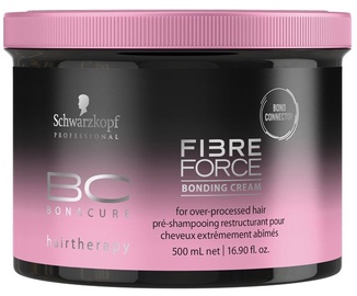 Schwarzkopf BC Bonacure Fibre Force Bonding Cream 500ml