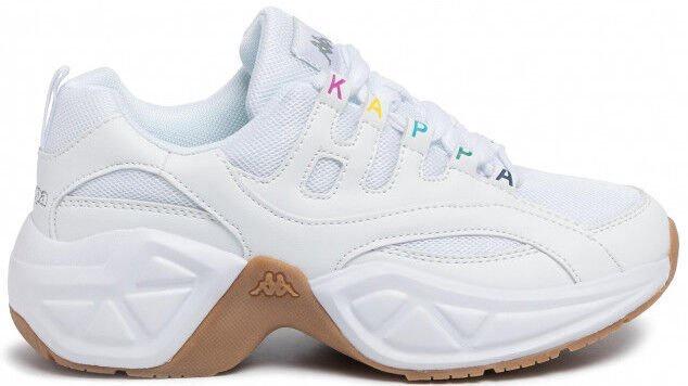 Женские кроссовки Kappa Overton, белый, 38