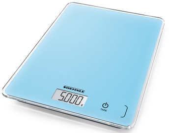 Soehnle Electronic Kitchen Scales Page Compact 300 Pale Blue