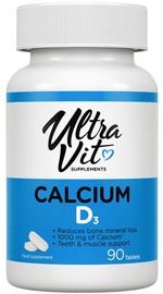 UltraVit Calcium D3 90 Caps