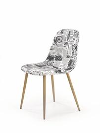 Ēdamistabas krēsls Halmar K220 Multicolored