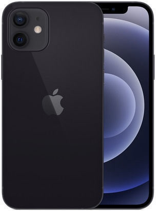 Viedtālrunis Apple iPhone 12 256GB Black