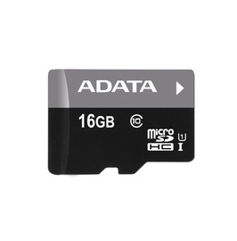 Adata microSDHC CL10, 16GB