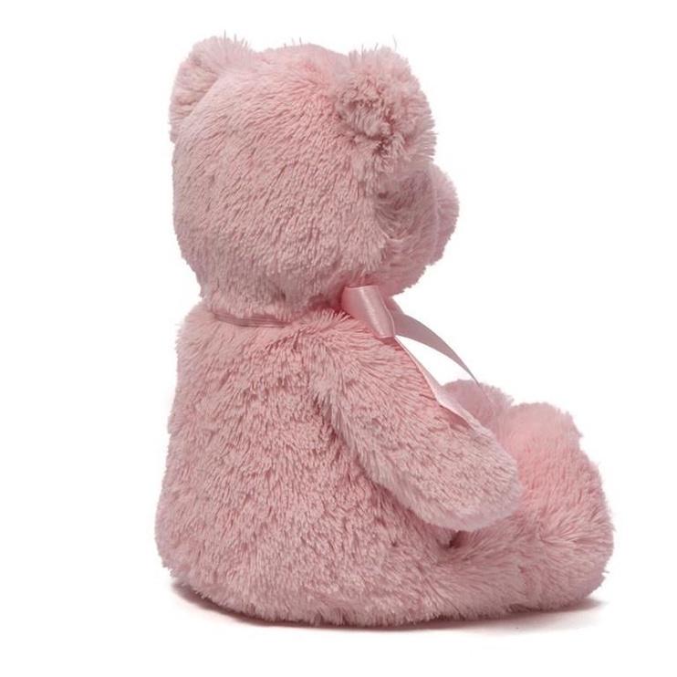 Плюшевая игрушка Gund My First Teddy Pink, 25 см