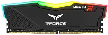 Operatīvā atmiņa (RAM) Team Group Delta RGB Black TF3D48G3000HC16C01 DDR4 8 GB