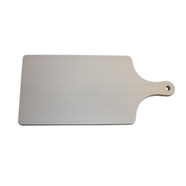Virtuves dēlis SN Cutting Board 39x18x1.6cm White