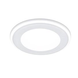 Светильник Trio AURA 652410131, 10Вт, 3000°К, LED, IP20, белый