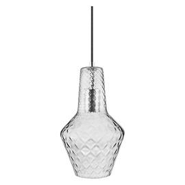 Lampa Ledvance 1906 Carved bottle A80407, kvēldiegu spuldze, 60 W, 1 gab.