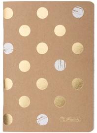 Dienasgrāmatas Herlitz Octave Book A6/16 Pure Glam