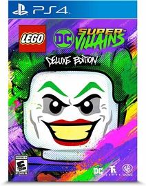 Lego DC Super Villains Deluxe Edition PS4