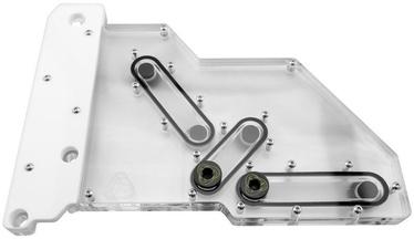 Singularity Computers Spectre 2.0 Elite Kit Side Distro Plate White