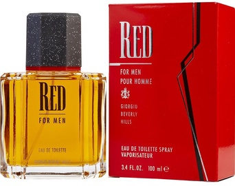 Духи Giorgio Beverly Hills Red For Men 90ml EDT