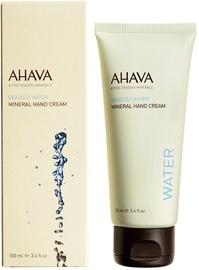 Крем для рук AHAVA Deadsea Water, 100 мл
