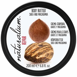 Naturalium Shea And Macadamia Body Butter 200ml