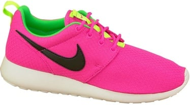 Nike Running Shoes Roshe One Gs 599729-607 Pink 37.5