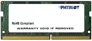 Operatīvā atmiņa (RAM) Patriot Signature Line PSD48G213381S DDR4 (SO-DIMM) 8 GB CL15 2133 MHz