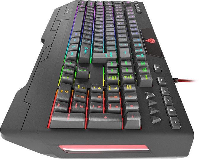 Natec Genesis Rhod 600 RGB Gaming Keyboard