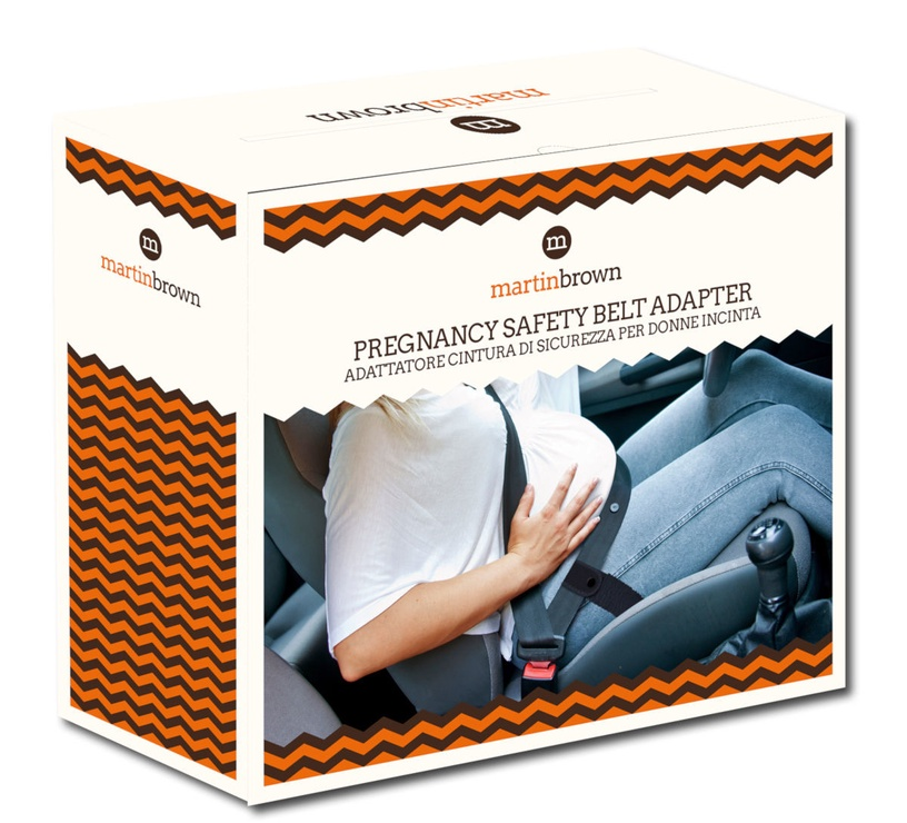 Bottari Pregnancy Safety Belt Adapter 79023