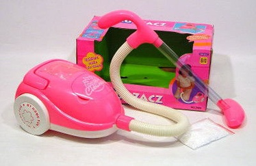 Tommy Toys Vacuum Cleaner Pink