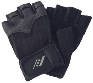 Rucanor Fitness Gloves 201 M/L Black