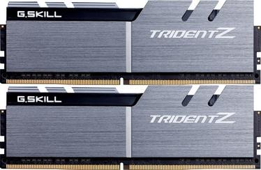 Operatīvā atmiņa (RAM) G.SKILL Trident Z Silver/Black F4-3200C16D-32GTZSK DDR4 32 GB CL16 3200 MHz