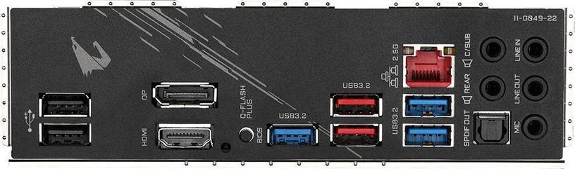 Материнская плата Gigabyte B550 AORUS ELITE V2 (поврежденная упаковка)