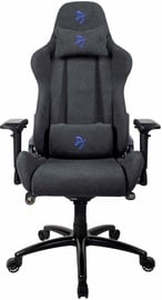 Игровое кресло Arozzi Verona Signature Soft Fabric Black / Blue Logo