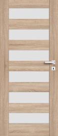 Полотно межкомнатной двери PerfectDoor ERIE 01, дубовый, 203.5 см x 84.4 см x 4 см